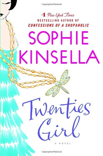 Book cover for Twenties Girl