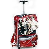 Giochi Preziosi - WWE Zaino Trolley Scuola Estensibile, con Pungiball Gonfiabile