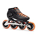 Rollerblade Speed Inline Skate pour enfants et adolescents Powerblade Jr, Taille 34