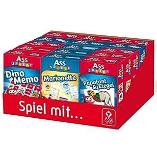 ASS Altenburger Reisespiele Ass Old Burger Travel Games-Pack of 1of 15different