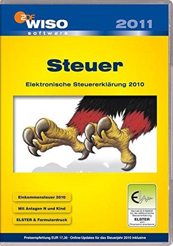 WISO Steuer 2011 (für Steuerjahr 2010)