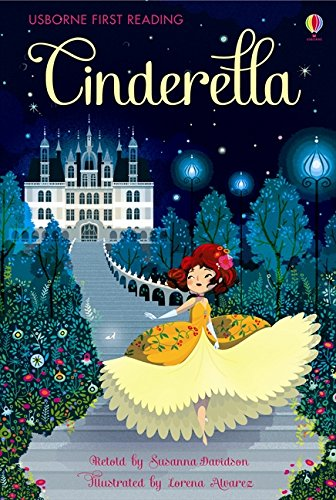 Cinderella (2.4 First Reading Level Four (Green))