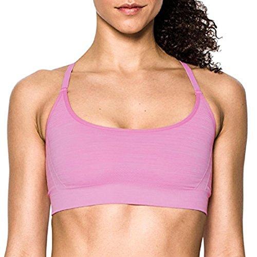 Under Armour Women's Essentials Update Heather Sport Bra
