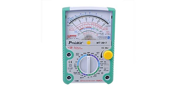 Doradus Proskit Mt 2017 Ac Dc Lcd Schutzfunktion Elektronik