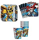 Transformers Birthday Party Supplies Set...