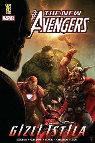 The New Avengers Intikamcilar 8 - Gizli Istila