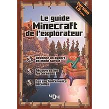 Le guide Minecraft de l'explorateur - Version 1.9