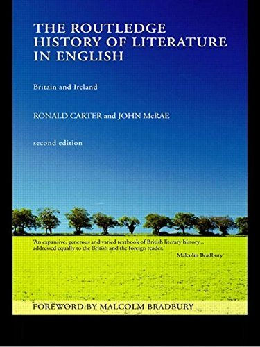 The Routledge History of Literature in English: Britain and Ireland 2nd edition by Carter, Ronald, McRae, John (2001) Paperback