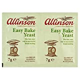 Allinson Easy Bake Yeast 14g