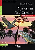 MYSTERY IN NEW ORLEANS +CD: 000001 (Black Cat. reading And Training) - 9788468226194