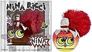 Nina Ricci Les Monstres De Luna Eau De Toilette Spray (Limited Edition), 50 Ml