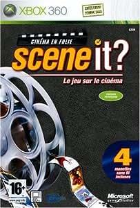 Scene It ? + 4 Buzzers sans fil