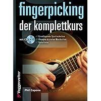Voggenreiter - Fingerpicking, der Komplettkurs