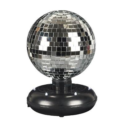 Cheetah G017KP Free Standing Rotating 6-Inch Mirror Ball