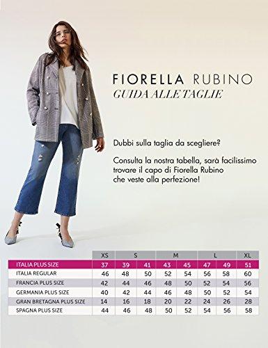 Fiorella Rubino Damen Top Rosa
