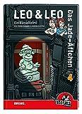 Leo & Leo: Das Jade-Äffchen: Ein black stories Junior-Rätselkrimi (Leo & Leo - Rätselkrimis) - Tobias Bungter