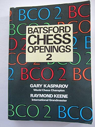 Batsford Chess Openings, No. 2