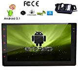Telecamera posteriore Incluso !!! Android 5.1 Quad-Core CPU da 7 pollici Car PC Tablet None-Lettore...