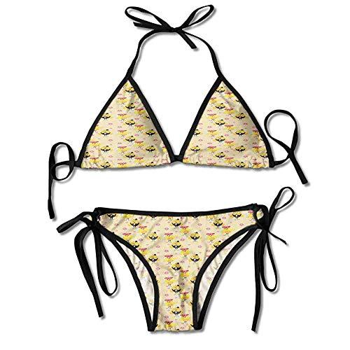 Bikini Swimsuit 2 Pieces Set,Traditional Attire Suite and Sexy Bikini 2 Pieces