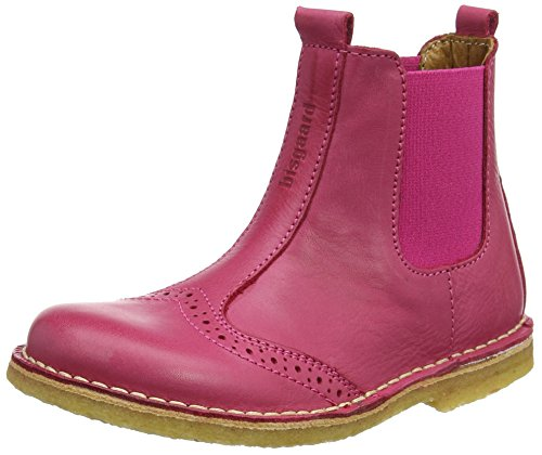 Bisgaard Mädchen 50203118 Chelsea Boots, Pink (Pink-4003), 36 EU