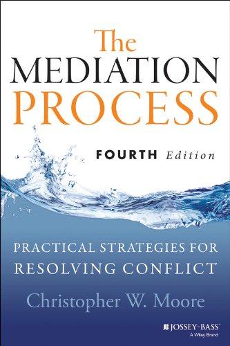Mediation Process por Christopher W. Moore