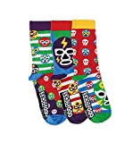 Photo de Oddsocks United 3 For Boys UK 12-6 EUR 30.5-39 Masque par Oddsocks