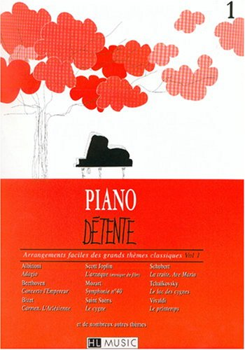 Piano détente Volume 1