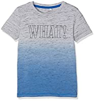 NAME IT Boys�?? Nitfindus Ss Top Mz Ger T-Shirt, Blue (Nautical Blue), 116