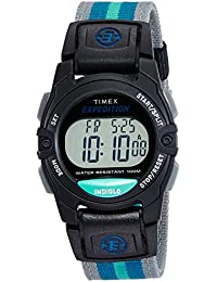 Timex Expedition Digital White Dial Unisex Watch-TW4B13100