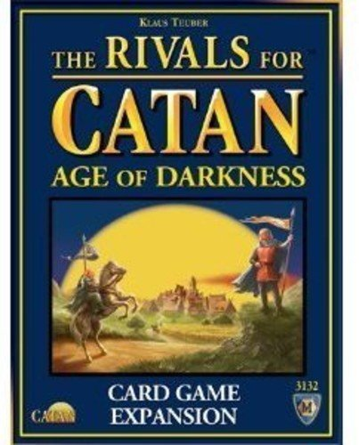 Mayfair [UK-Import] The Rivals For Catan Age of Darkness