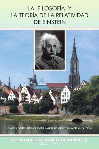 La Filosofia y La Teoria de La Relatividad de Einstein