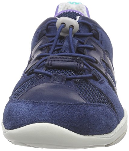 Geox - D Arrow C, Scarpe da ginnastica Donna Blu (Blau (DK ROYALC4072))