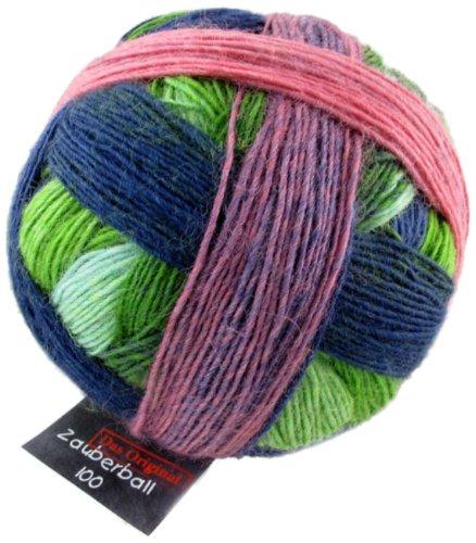 Schoppel-Wolle Zauberball 100 2170_ Blasser Schimmer VE: 100g