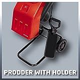 Einhell Häcksler GH-KS 2440 (2400 Watt, 40 mm Aststärke, inkl. Stopfer und Fangsack) Test