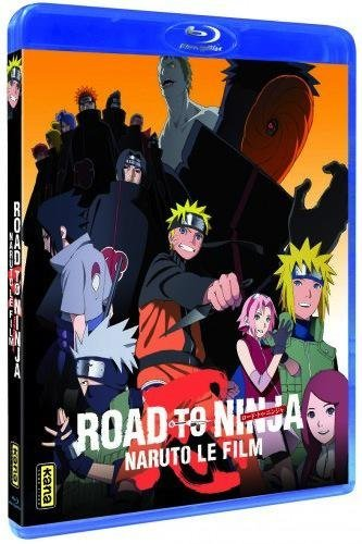 Naruto Shippuden - Le Film : Road to Ninja [Blu-ray]