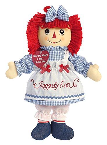 Plush es Il Miglior In Toys Raggedy Ann Savemoney Prezzo Di Amazon nkw08OP