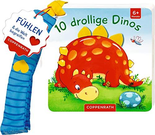 ch für den Buggy: 10 drollige Dinos: Fühlen und die Welt begreifen ()