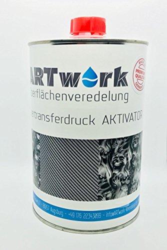 Preisvergleich Produktbild Wassertransferdruck Aktivator 1 Liter spritzfertig Premium Qualität