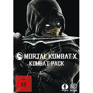 Mortal Kombat X Kombat Pack 2 [Erweiterung] [PSN Code für österreichisches Konto]