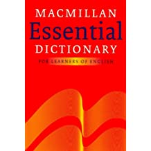 Macmillan Essential Dictionary (ELT Dictionaries)