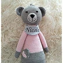 Suchergebnis Auf Amazonde Für Teddy Gehäkelt