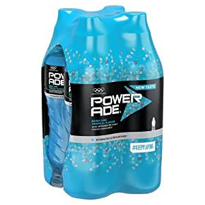Powerade ION4 Berry and Tropical Flavour, 4x500ml