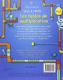 Image de Les tables de multiplication - Livre à rabats