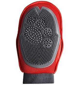 Case Wonder Pet Chien Chat Toilettage Gant de Toilette Gant de Lavage pour Chien / Chat Brosse pour Cheveux Long ou Court pour Usage Intérieur ou Extérieur