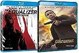 Locandina The Equalizer 1-2: Senza Perdono (2 Film Blu Ray) Edizione Italiana