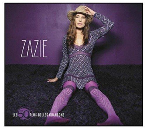Zazie : Les 50 Plus Belles Chansons 3 CD