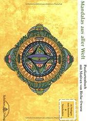 Mandalas aus aller Welt. Mandala-Postkarten-Buch.