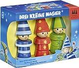 Drei Magier 40900 - Holz - Drei kleine Magier