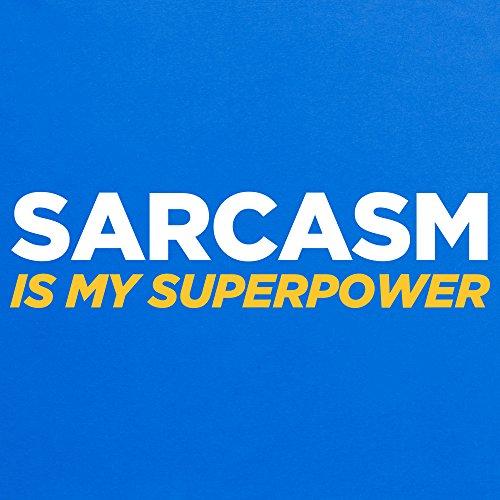 My Superpower T-Shirt, Herren Royalblau
