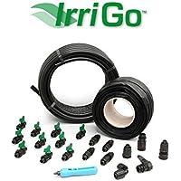 Orto Kit 150 Irrigo - Kit per irrigazione a (Irrigazione A Goccia)